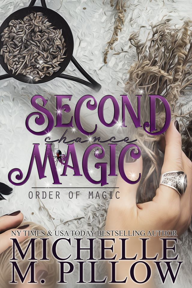 Second Chance Magic - Cover