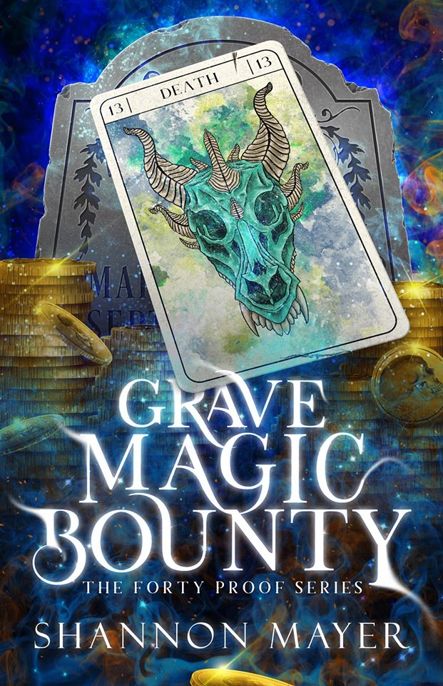 Grave Magic Bounty - Cover